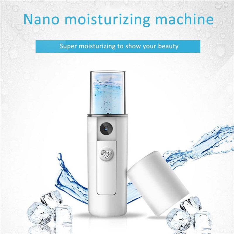 Nano Facial Ionizer Mist - Rerouge