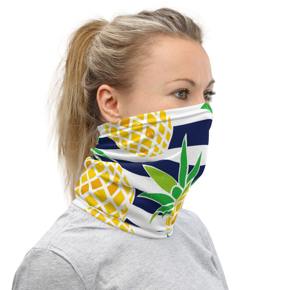 Pineapple Face Covering - Rerouge