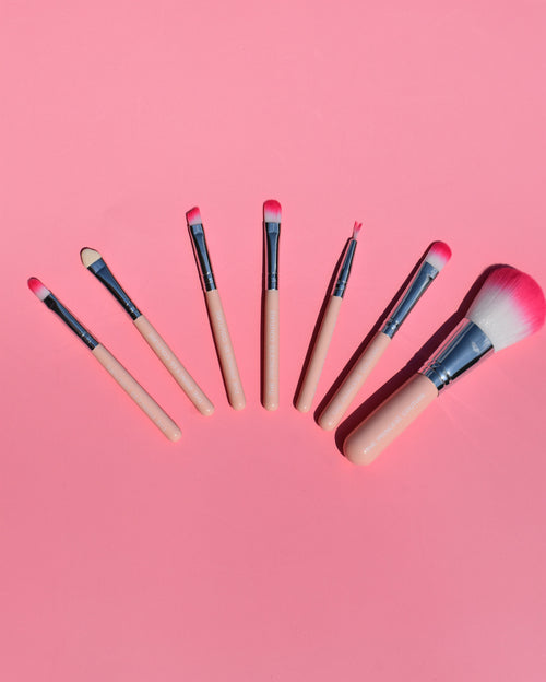 PRINCESS MINI BRUSH SET & BAG