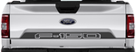 Ford F-150 2015 Tailgate Callout on Vehicle