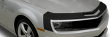 Chevy Camaro 2010 Front Fascia Nose Stripe on Vehicle