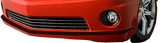 Chevy Camaro 2010 Front Fascia Lower Accent Stripe on Vehicle
