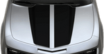 Chevy Camaro 2010 OEM Style Hood Decal on Vehicle