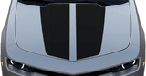 Chevy Camaro 2014 OEM Style Hood Decal on Vehicle