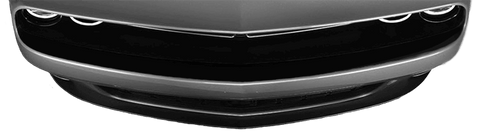 Dodge Challenger 2015 Front Fascia Blackout on Vehicle