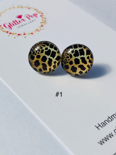Animal lovers studs