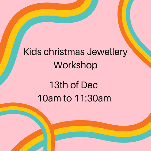 Kids only Christmas workshop