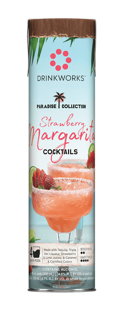 Strawberry Margarita Ez Wine Spirits