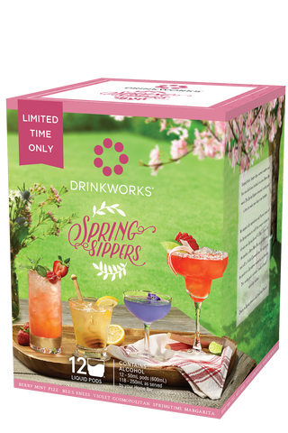 Spring Sipper Variety Pack