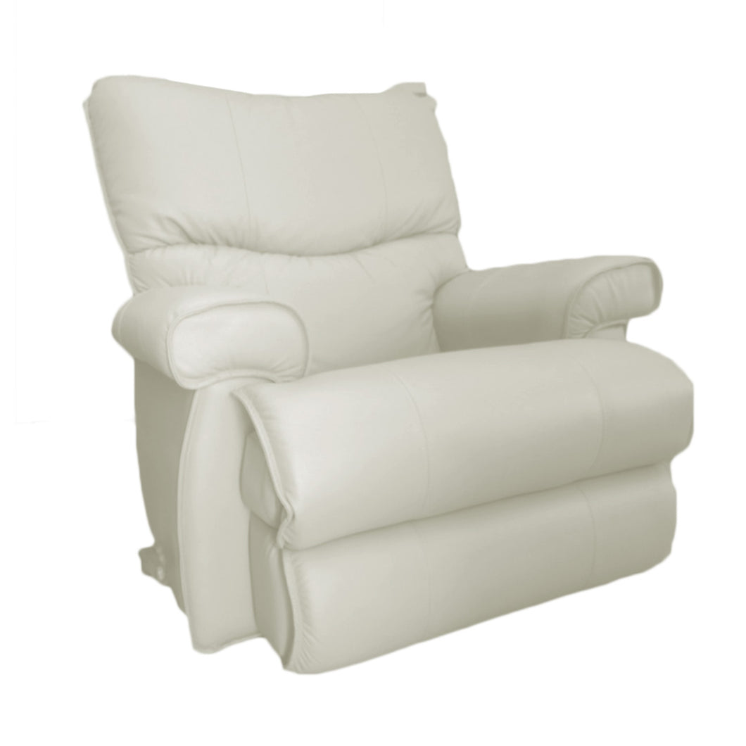 BRANSON Leather Rocker Recliner [Limited]
