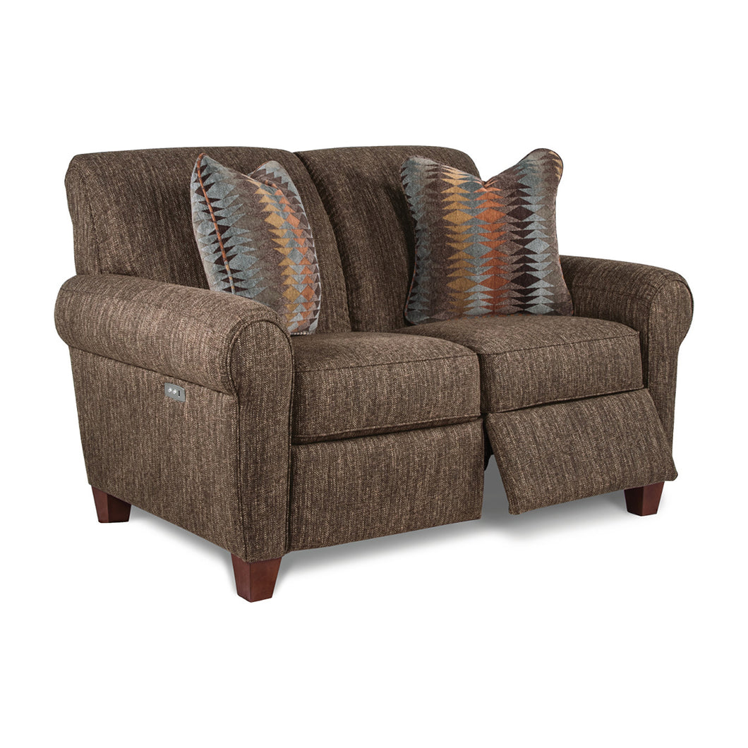 BENNETT Duo Power Recline Loveseat ® - Fabric