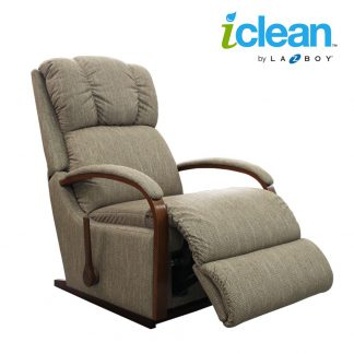 HARBOR TOWN iClean Rocker Recliner (Wood)