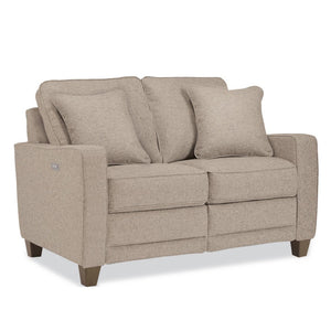 MAKENNA Duo Power Reclining Love seat ® - Fabric