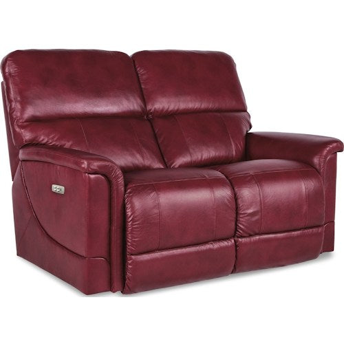 OSCAR Power La-Z-Time Reclining Loveseat