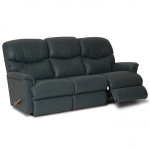 LARSON Motion Reclining Sofa with Drop Down Table