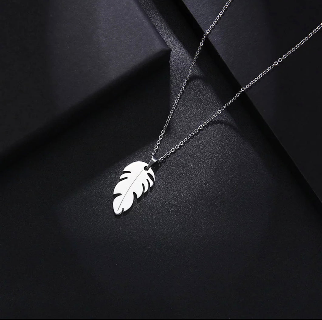 The Feather Pendant