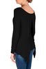 Black Via Strozzi Signature Top
