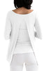 White Via Strozzi Signature Top
