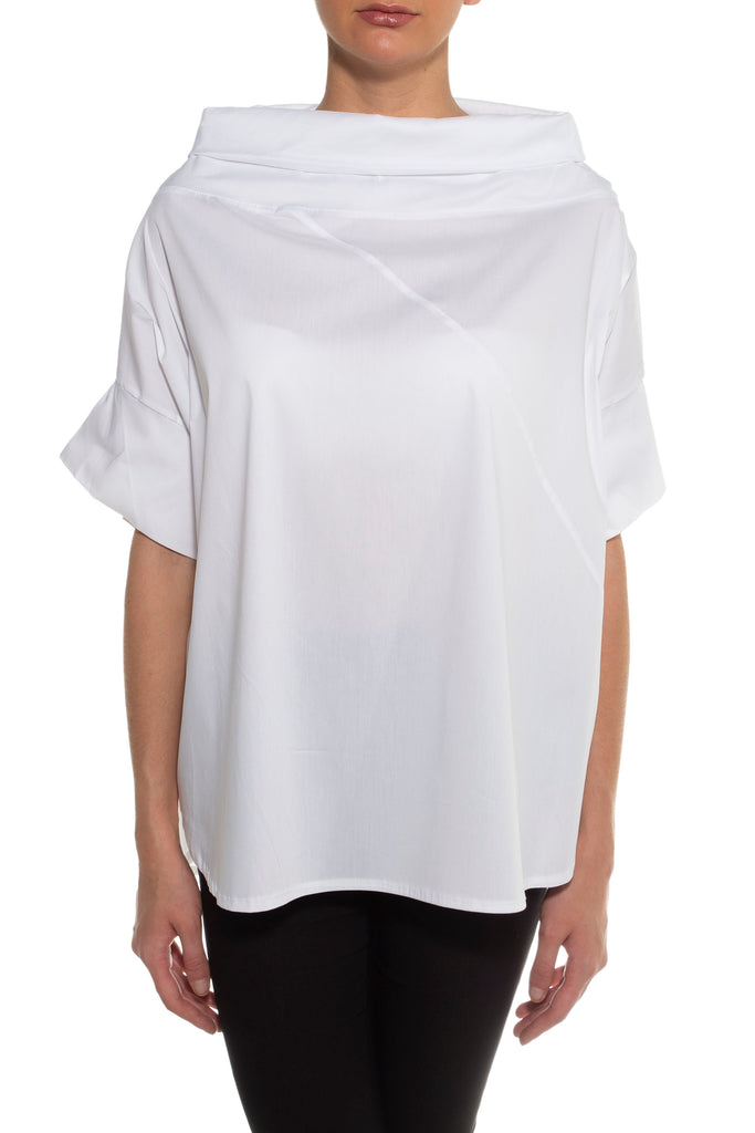 White Shale Blouse