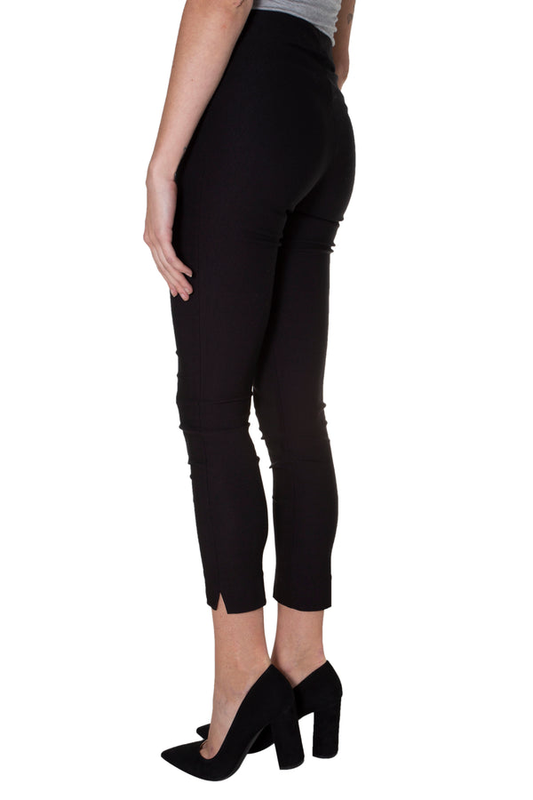 Black Via Strozzi Signature Trousers