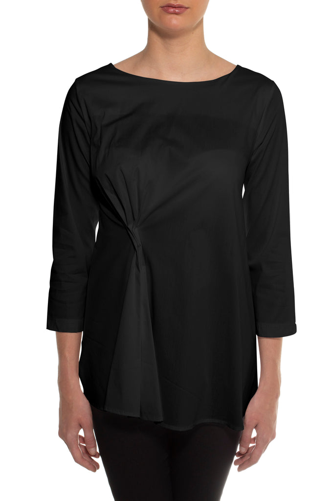 Black McKenzie Blouse