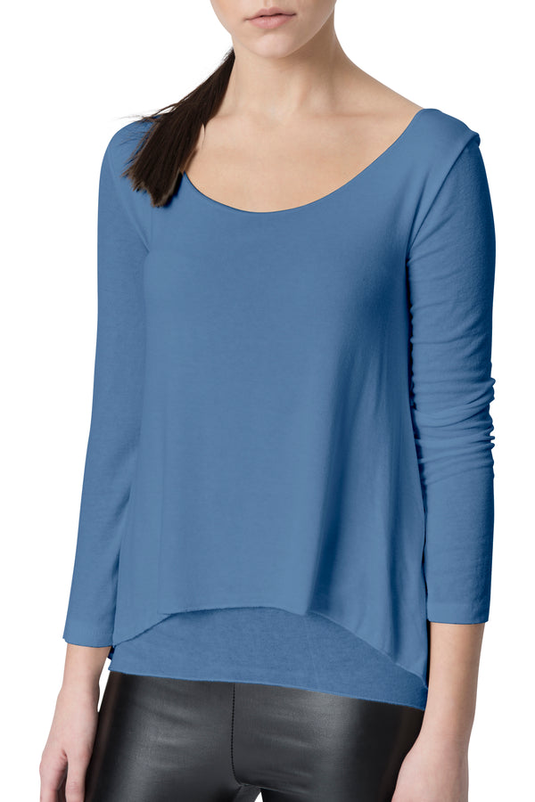 Indigo Via Strozzi Signature Top