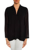 Black Chloe Blouse