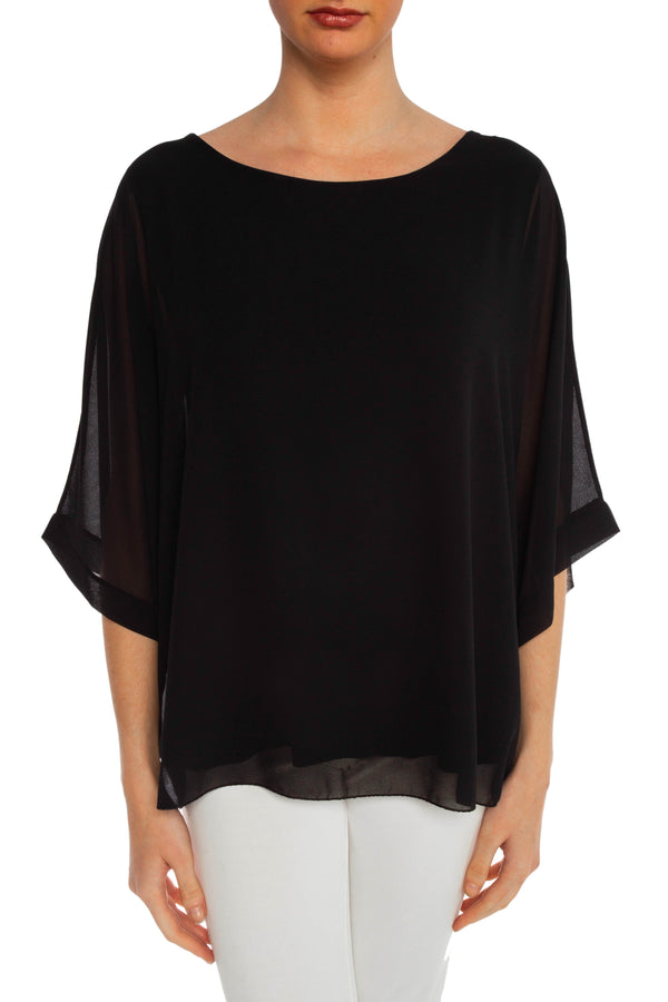 Black Malika Blouse
