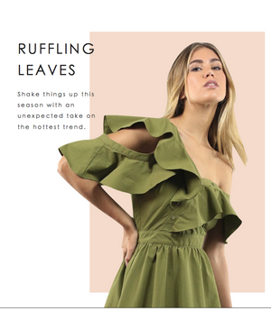 Collective Request: Fashion Trend-Ruffles
