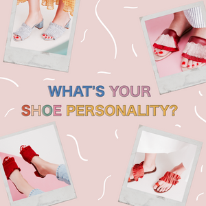What's Your Shoe Personality | Collective Request
