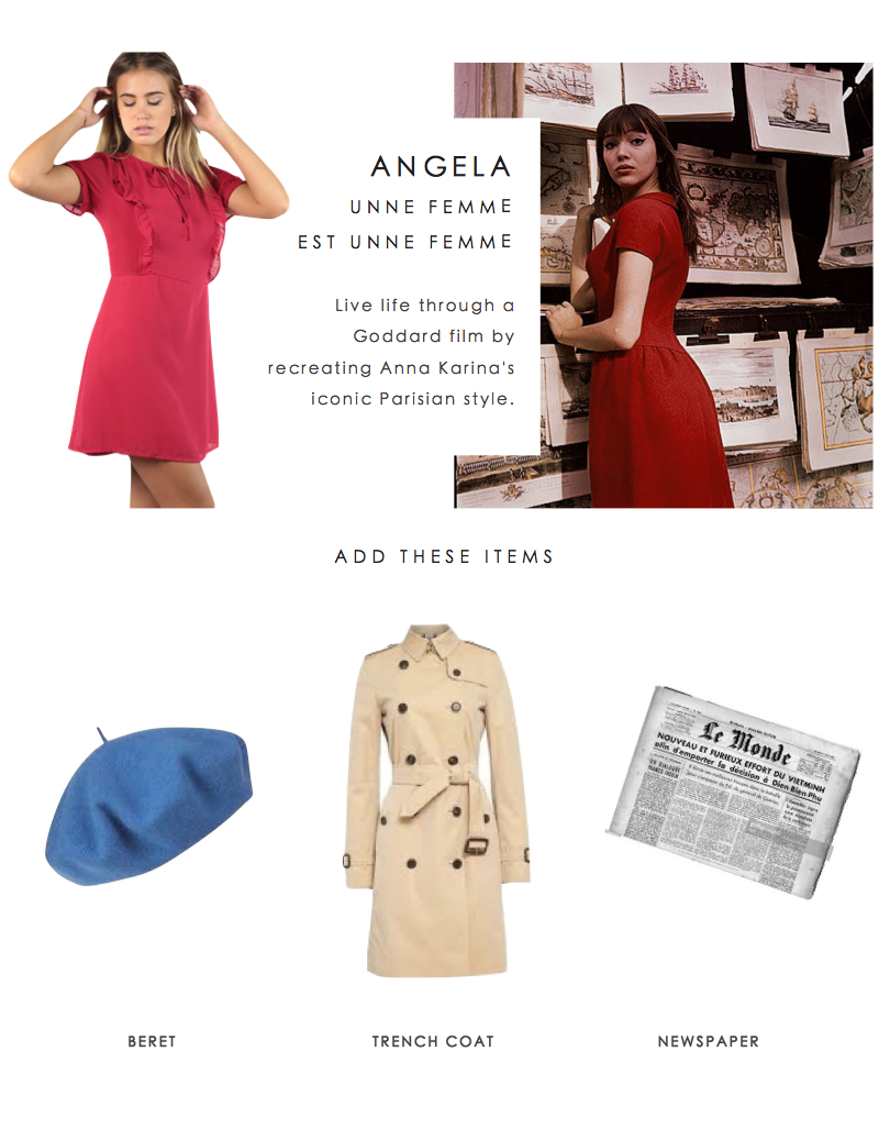Halloween Costume Ideas | Angela Unne Femme