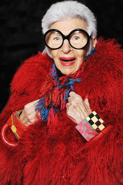 Collective Request: The Grown-Up Styling You Should Forget-Iris Apfel