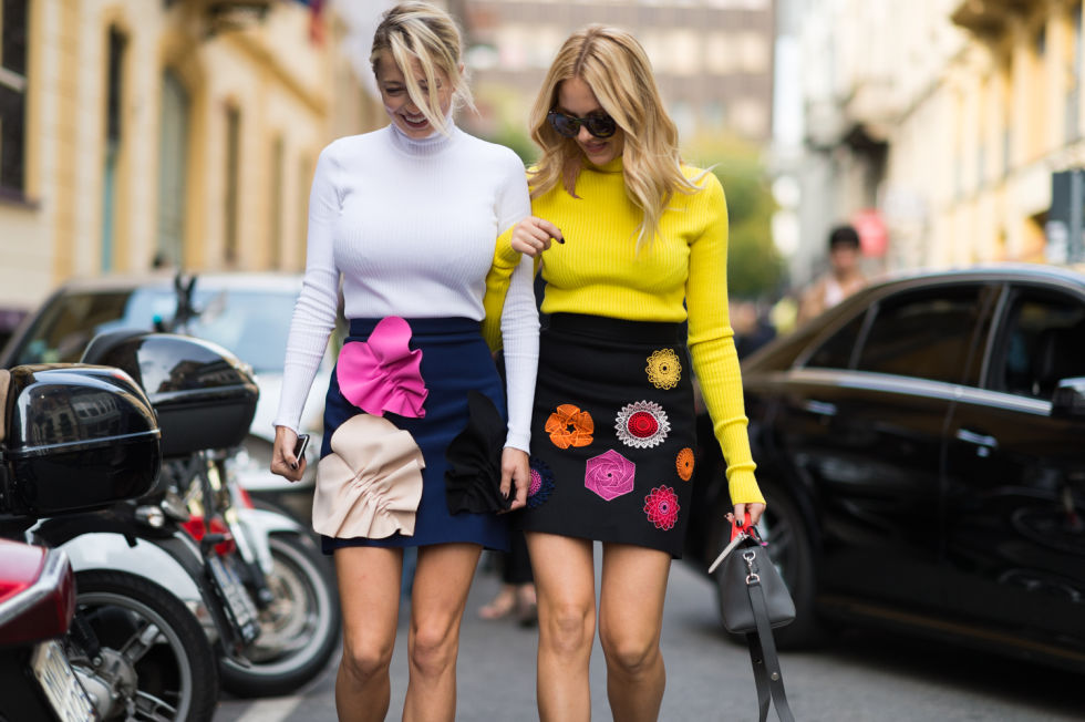 Collective Request: The Best Street Style | Milan Fashion Week