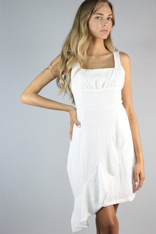 White Summer Dress | Collective Request