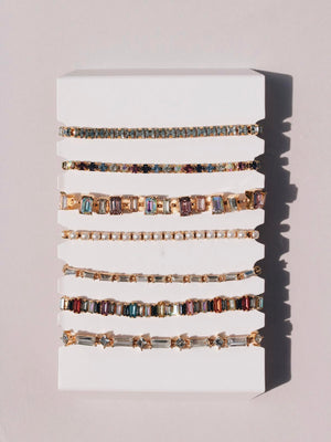 Juliana Pull-Tie Bracelet Set