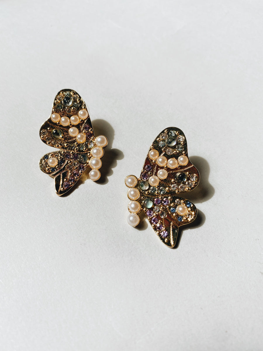 Lady Stud Earrings
