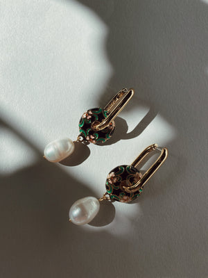 Riva Drop Earrings