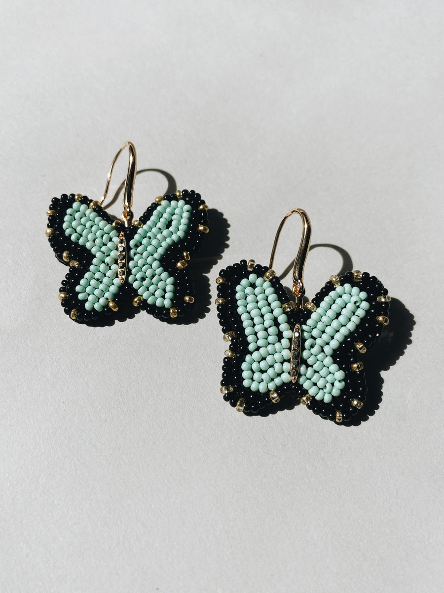 Monarch Drop Earrings