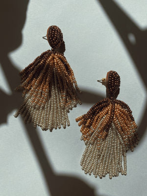 Iberis Drop Earrings
