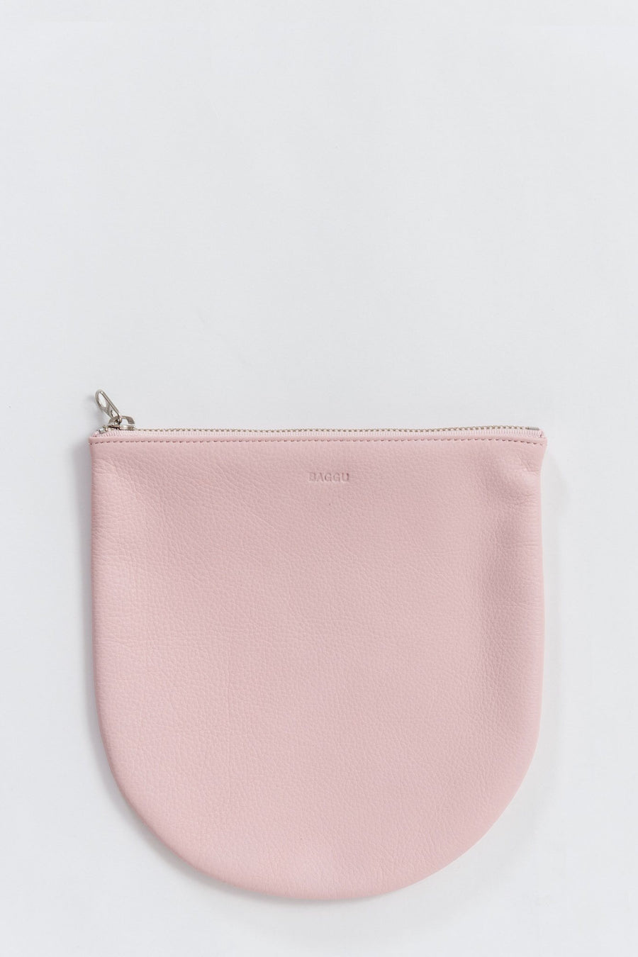 Baggu Large U Pouch Powder Pink | Collective Request