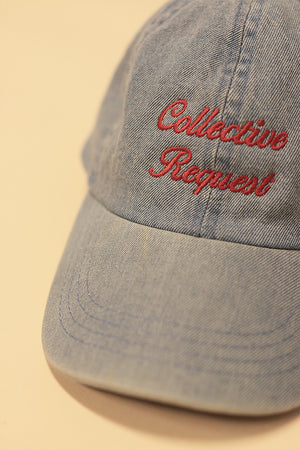 Collective Request Denim Hat