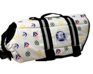 Nautical Doggy Life Jacket - Abby's Alley