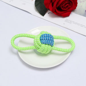 NEW Funny Braided Cotton Rope Pet Dog - Abby's Alley