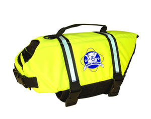 Yellow Doggy Life Jacket - Abby's Alley