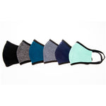Black-Aqua-Teal-SpaceDyeGrey-2ToneDenimBlue-Navy