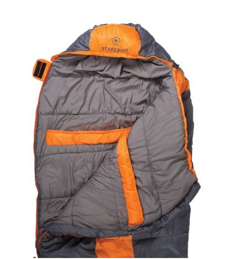 3.1-Pound Glacier Waterproof Mummy Sleeping Bag