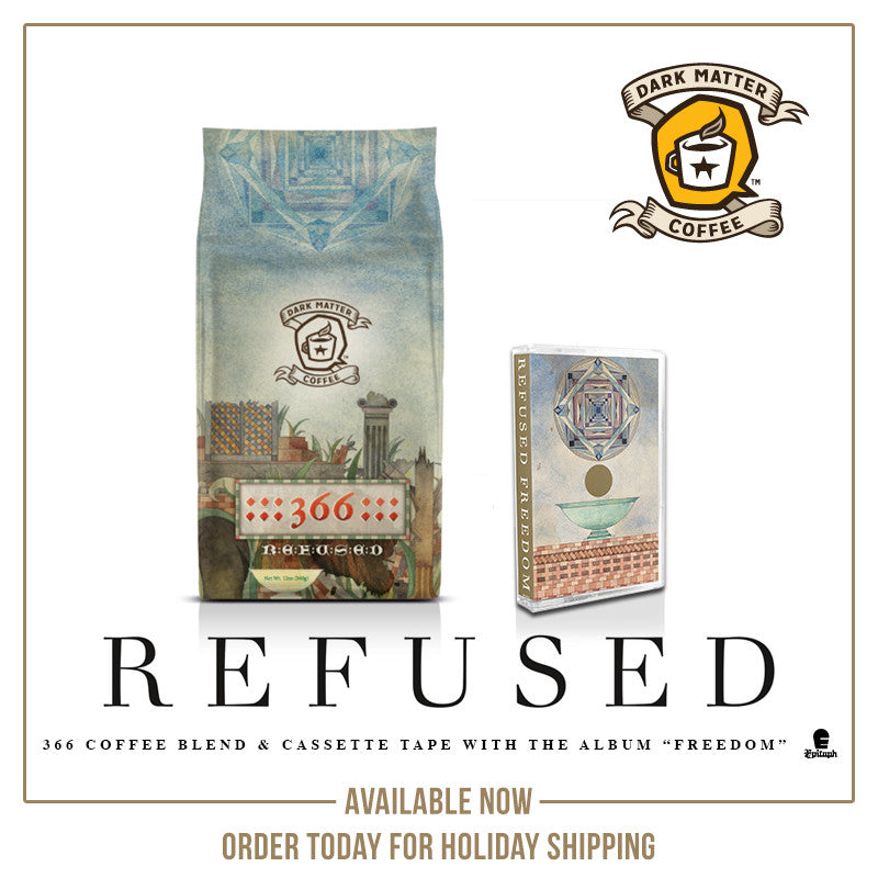 "Refused ""366"" Coffee To Benefit MOAS"