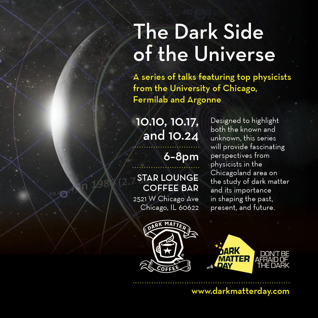 Dark Matter Day Discussion Series at Star Lounge Coffee Bar