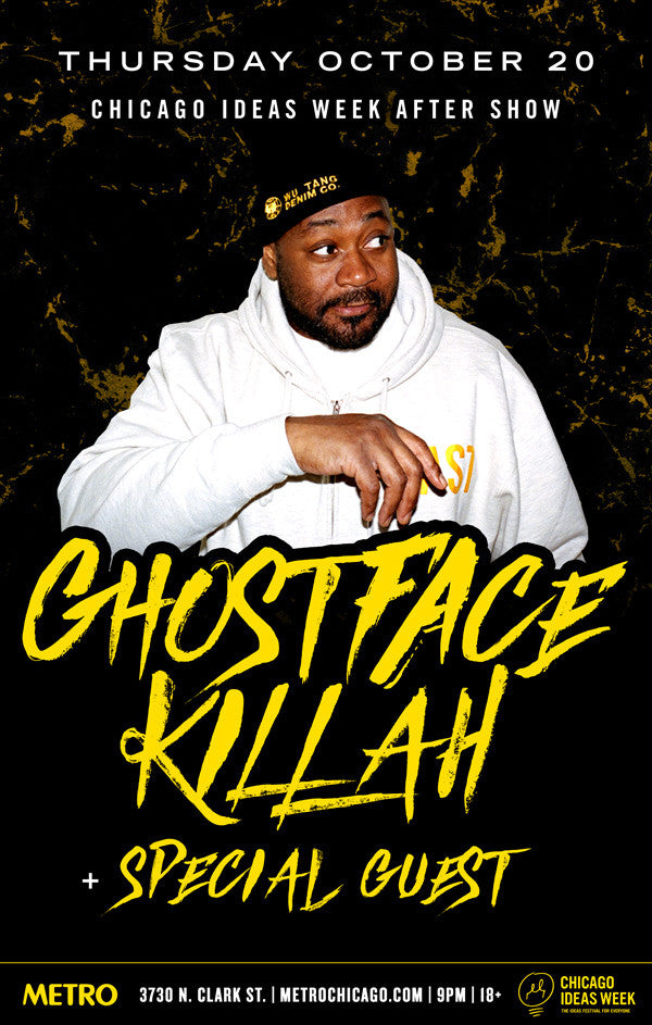 Ghostface Killah Contest
