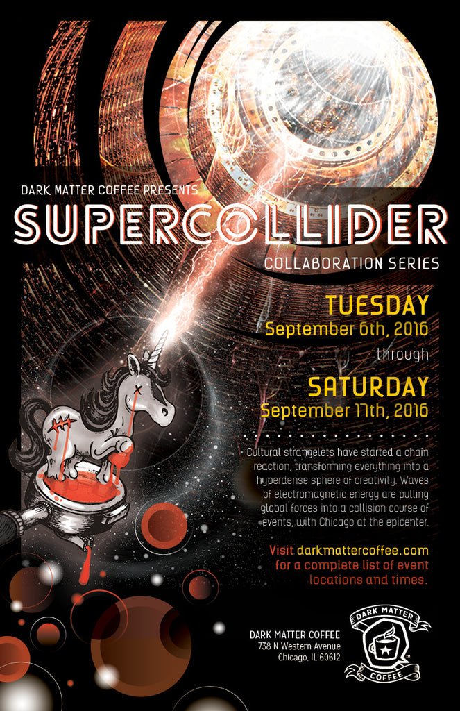 Supercollider Event Series